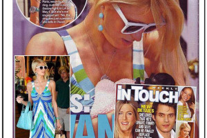 In Touch | Paris Hilton