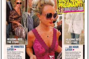 In Touch | Britney Spears
