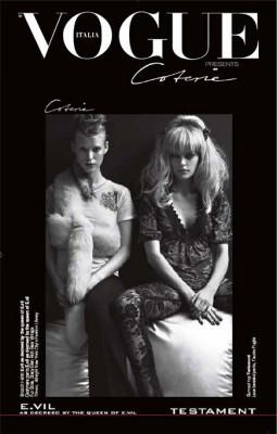 Vogue Cover | Testament Apparel